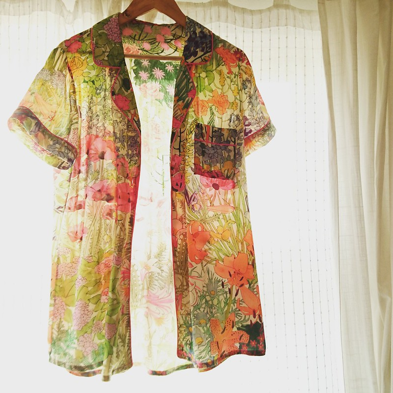 Liberty Silk Carolyn Pajamas