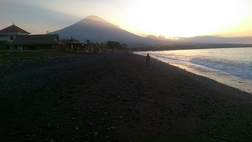 Amed volcano Bali
