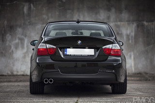 BMW E90 320D M Sport | by Paddy McGrath