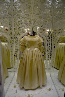 Kensington Palace Installation - Wedding Dress Cabinet | by andy singleton