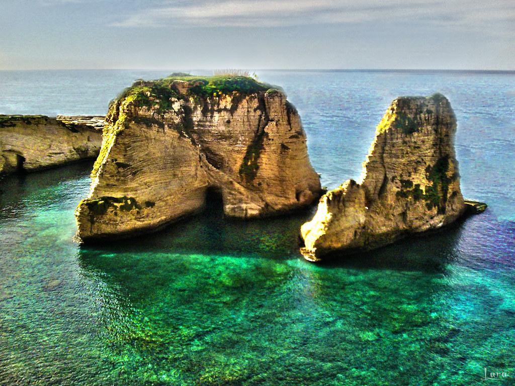 raouche  lebanon