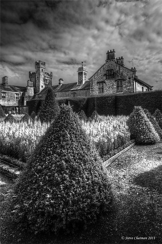 Levens Hall | by Steve _ C