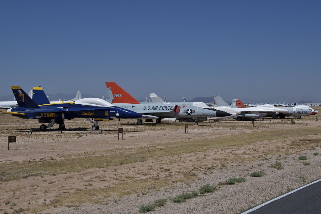 A Tour of the Boneyard | Daily Planet | Air & Space Magazine