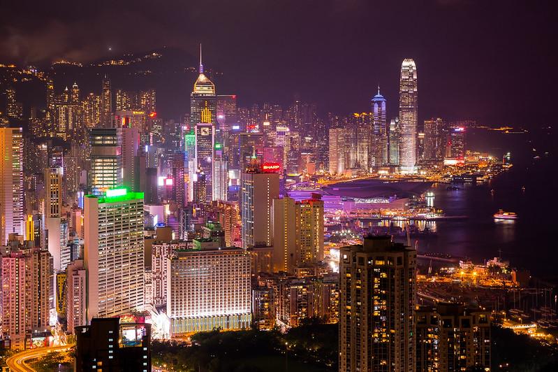 Space matters - Wan Chai, Central. Image: Yu Tung Brian Chan, CC