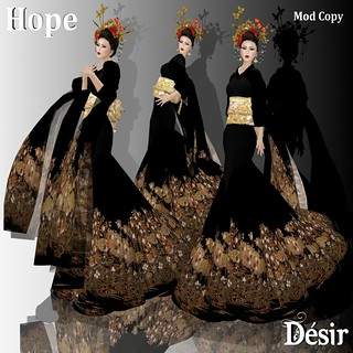 DESIR - THE ASHRAYA PROJECT EXCLUSIVE | by Anna Sapphire