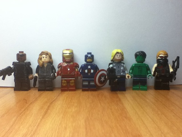 lego The Avengers | Flickr - Photo Sharing!