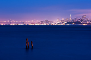 San Francisco Skyline from Fort Baker | by danielpivnick