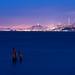 San Francisco Skyline from Fort Baker