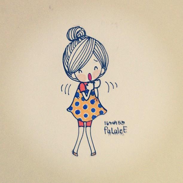 I do not ☺ #me #day #girl #mood #emotion #emoji #character ...