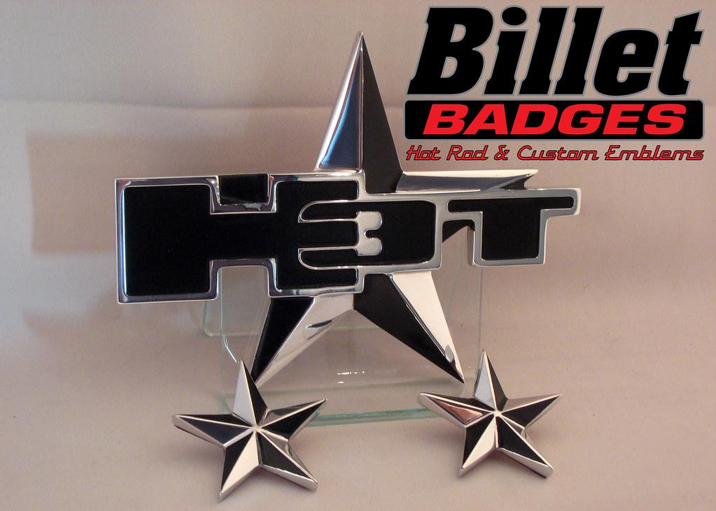 Custom Billet Badges 3d Custom Billet Badges