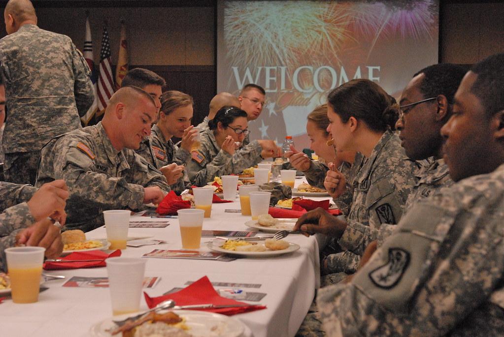 The Prayer Breakfast - U S  Army Garrison Humphreys, South