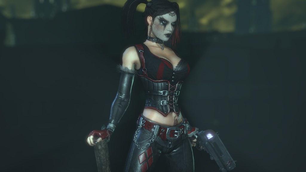 Image Result For Harley Quinn Arkham