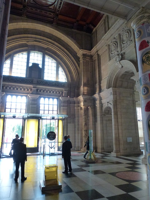 Foyer Museum London : Photo