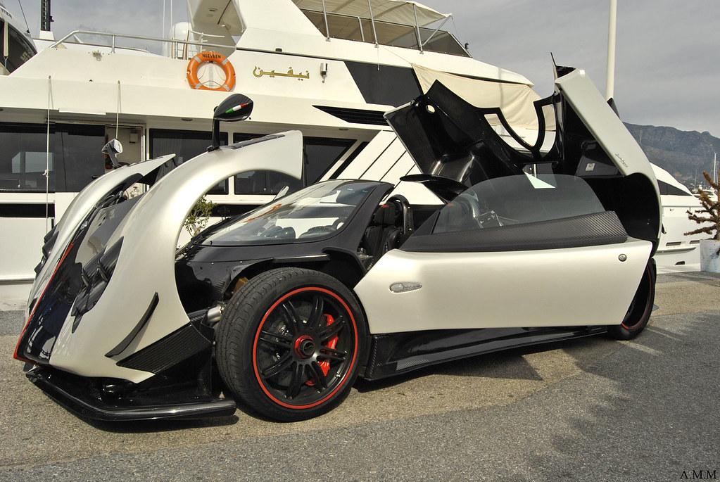 Transformer | Pagani Zonda Cinque Roadster | Alex Mayor | Flickr