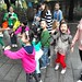 Children at Chongqing Zoo