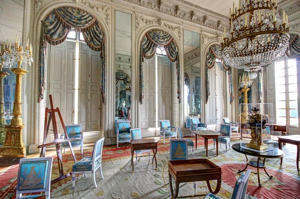 Chateau de versailles grand trianon salon des glaces flickr for Salon de versailles 2016