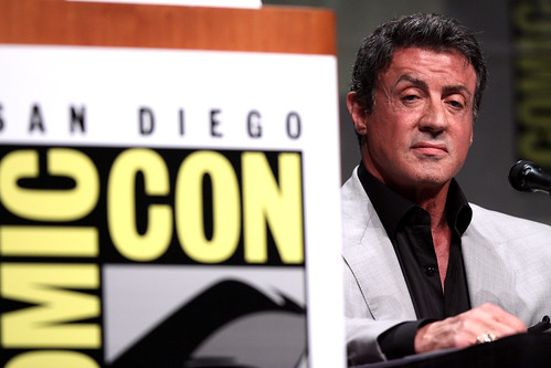 Sylvester Stallone | by Gage Skidmore