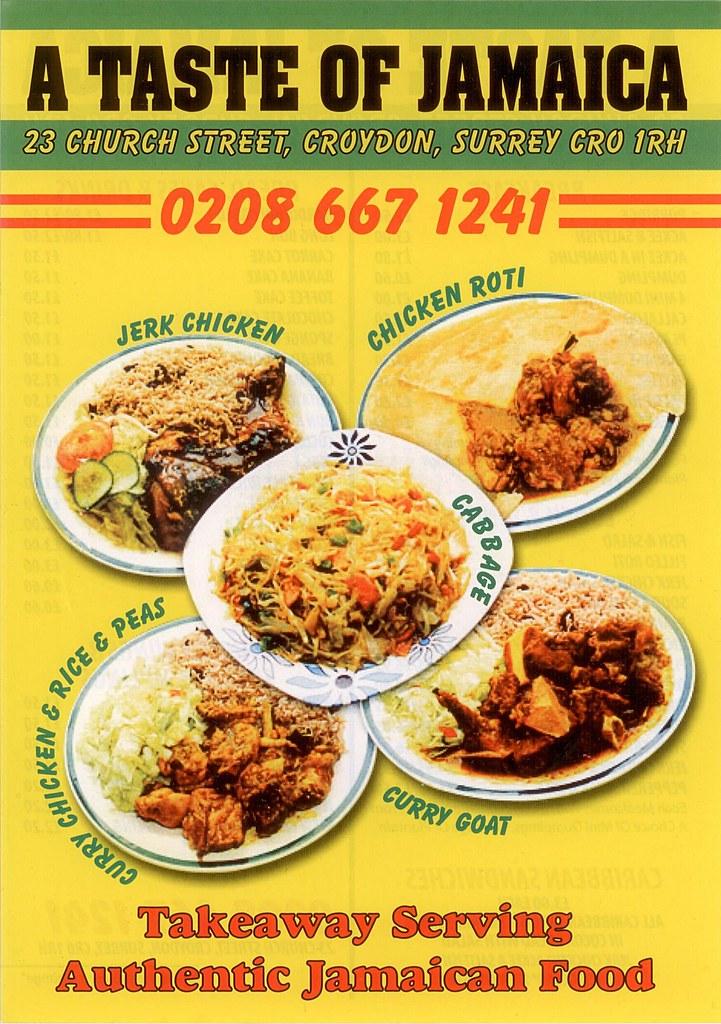 Caribbean Food Restaurant
