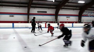 Brad Perry coaching a hockey school in Chicago  1 | by Brad Perry