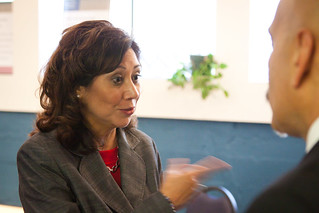 U.S. Secretary of Labor Hilda Solis | Swords to Plowshares | by VetsHelpingVets