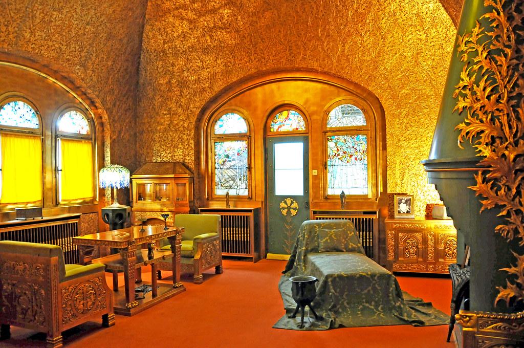 Romania 1703 Gold Room Please No Invitations Or Self