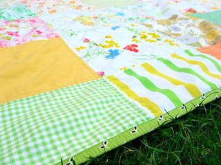 picnic blanket | by quirky granola girl