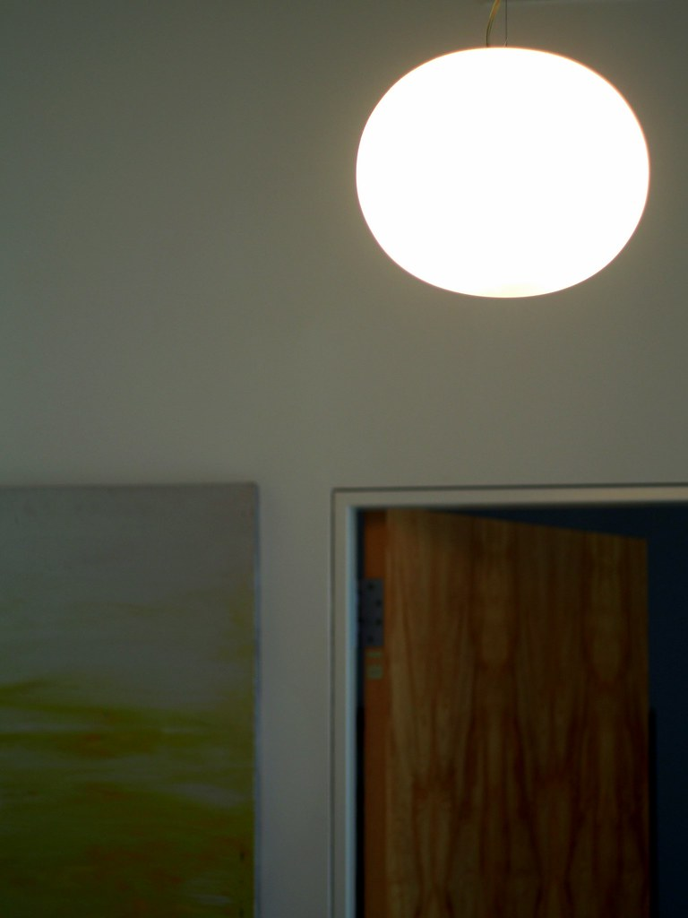 ceiling light glo ball c by flos olympus digital camera flickr. Black Bedroom Furniture Sets. Home Design Ideas