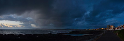 Westward Ho! Panorama | by Nick Woodrow: Thanks for all of your comments