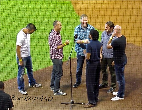 MercyMe at Minute Maid Park | by backup1940