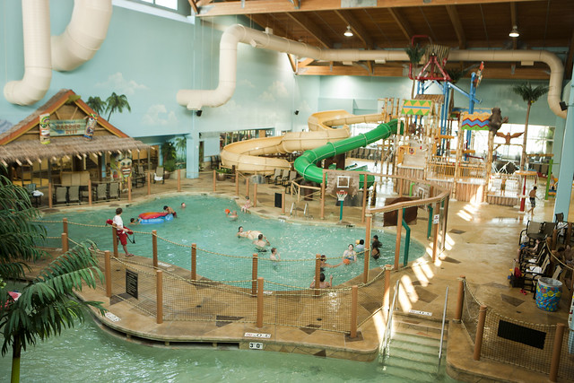Splasher 39 S Of The South Seas Water Park In The Canad Inns