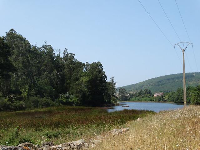 Ría de Lires en Cee