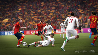 UEFA EURO 2012 screenshot | by gamesweasel