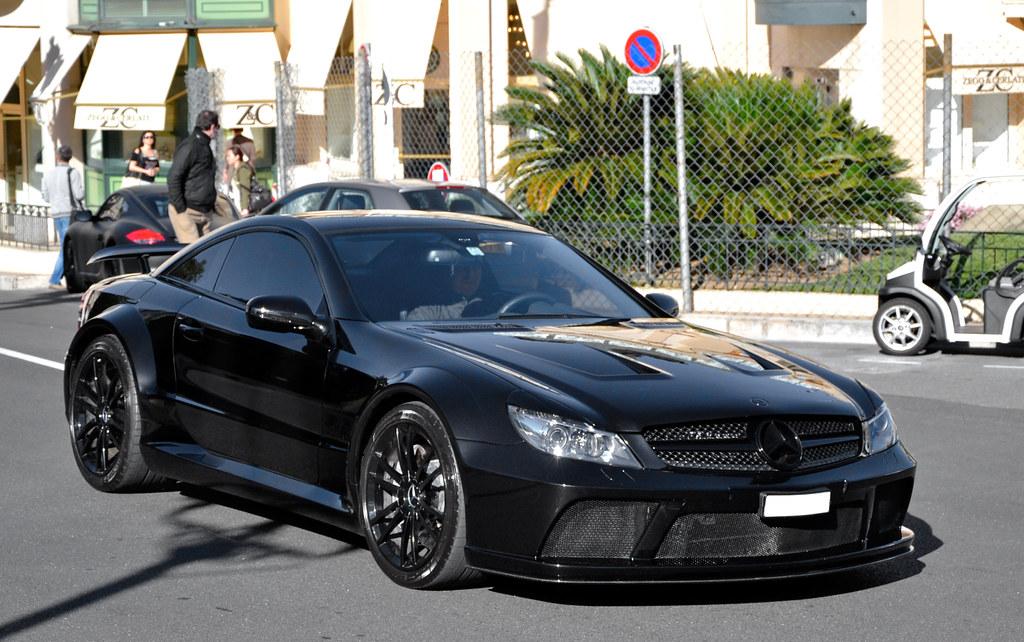 Mercedes Benz Sl65 Amg Black Series Alexandre Pr 233 Vot