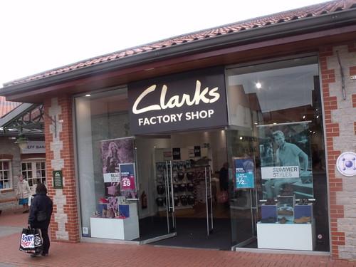 Clarks Village Street Somerset Clarks Factory Shop