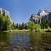 Yosemite Valley Spring Flow