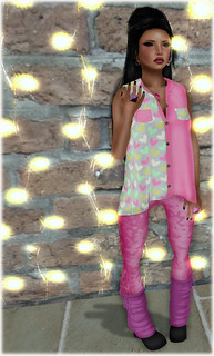 Lil's pink day | by Lilo Denimore ::::ChicChica::::