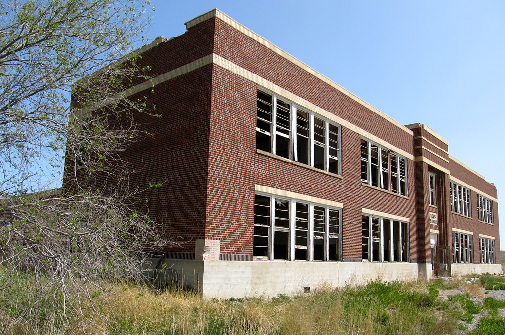... Montanatom1950 Saint Xavier School. Saint Xavier,Montana | By  Montanatom1950