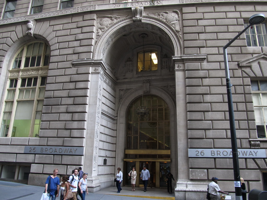 Tallest Building In New York >> 26 Broadway (Standard Oil Building) | 26 Broadway (also know… | Flickr