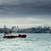view from the Bosporus