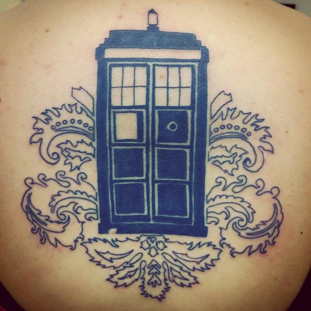 Tardis Tattoos Tardis Tattoo | by