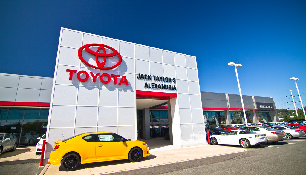 ... Jack Tayloru0027s Alexandria Toyota Store Front   01Jack Tayloru0027s  Alexandria Toyota Store Front   27 |