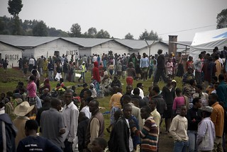 UNHCR News Story: Number of Congolese in Rwanda transit camp passes 10,000 | by UNHCR