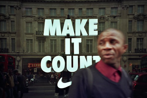 Make It Count | by slimmer_jimmer