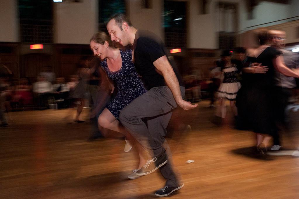 Swing Tänzer