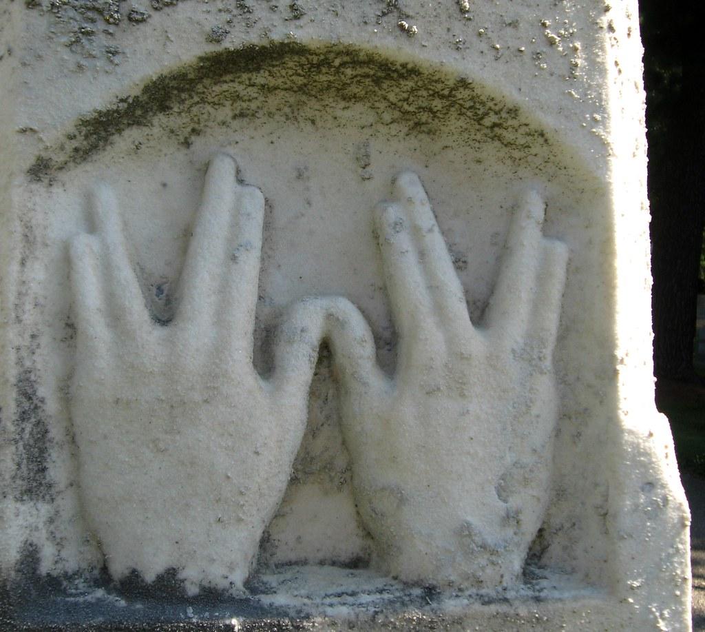 Cohanim Hands Priestly Blessing Kohanim Or Cohanim
