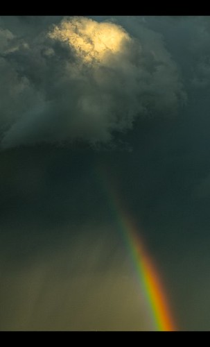 rainbow in the dark | by HJK Photography