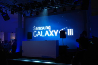 Samsung Galaxy S III Launch Night | by SamsungMobileUSA
