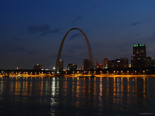 Gateway Arch #99/Set | by Bryan Werner