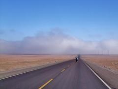 Auf in den Tag, 550km liegen vor uns