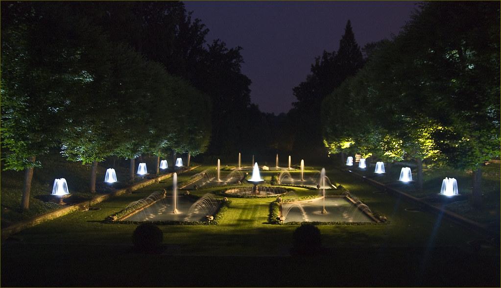 2012 italian water garden at night longwood gardens pa june 29 2012